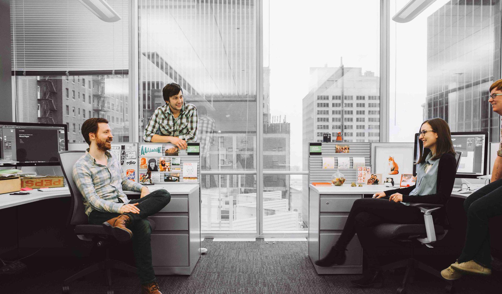 Coworking Space Etiquette